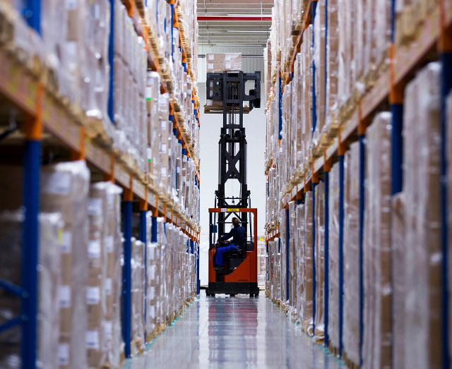 Yusen balances supply and demand with robust warehousing and distribution management