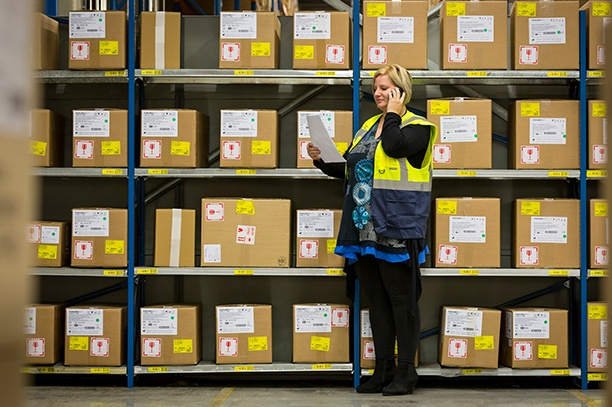 Yusen's effective forecasting and inventory management helps plan for peaks.