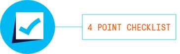 4 Point checklist