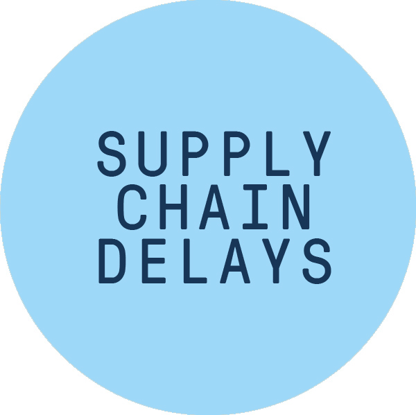 Supply chain delays